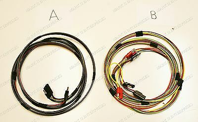 1966-67 Lincoln Convertible Top Roof Wiring Harness, Left/Right NEW C6VY15B662P