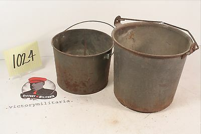 Vintage Cleaning Buckets