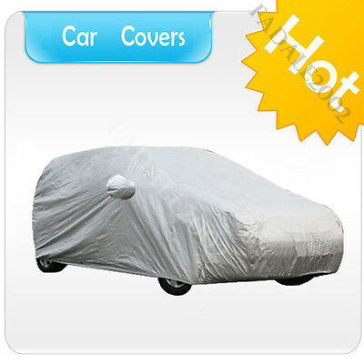 Waterproof Car Cover SUV 4x4 MPV Off-road Sport Utility Vehicle Protection FCSUV