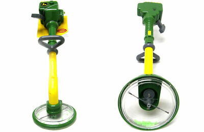 John Deere Kids Whipper Snipper Power Trimmer Cutter Lawn Grass Toy Pretend Play