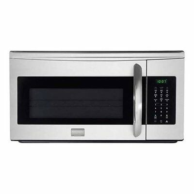 Frigidaire CGMV175QF Gallery 1.7 cu ft Over-The-Range Microwave (Smudge-Proof St
