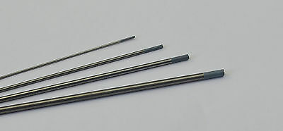2% Ceriated WC20 TIG Tungsten Electrode Assorted Size 1.0mm 1.6mm 2.4 3.2mm,4PK