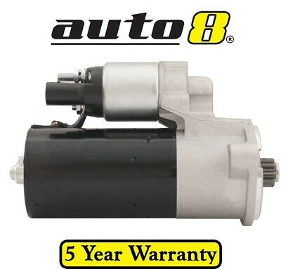 Starter Motor fits Volkswagon Crafter 2E 2F 35 50 MWB 2.5L Diesel 2007 to 2012
