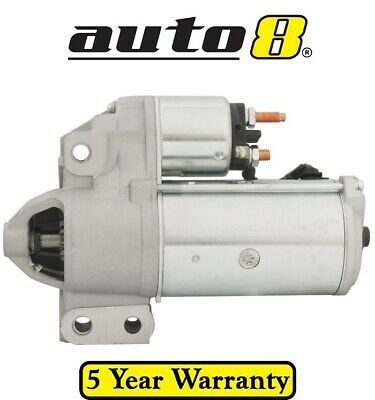 New Starter Motor to fit Citroen C5 & C6 3.0L Petrol 2001 to 2008