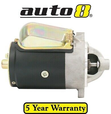 Starter Motor fits Ford F100 Cleveland 5.0L Petrol 302 1974 to 1985 Auto Only