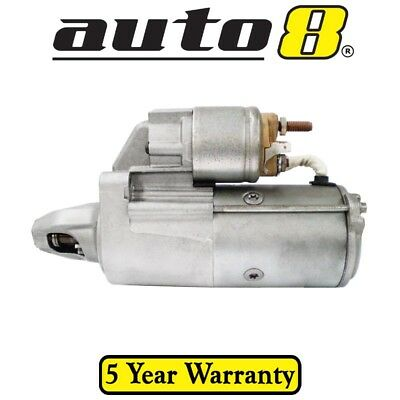 Starter Motor to fit Jeep Grand Cherokee WH Laredo 3.0L Diesel EXL 2005 to 2014