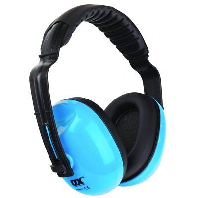 Ox Premium Ear Defenders Protectors Headphone Type Snr 27Db S241901