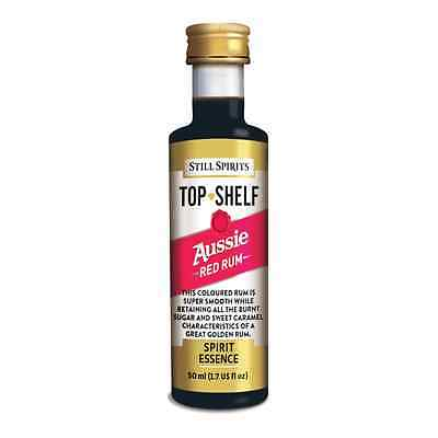 Still Spirits Top Shelf Spirit Essences AUSSIE RED RUM x10