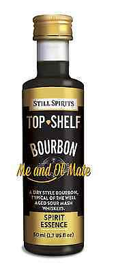 Still Spirits Top Shelf Spirit Essences BOURBON BOX OF 10