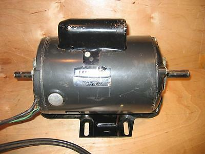 Direct drive motor for craftsman 10 table saw for 1 hp table saw motor