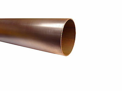 54mm Copper Pipe / Tube | 100mm Length