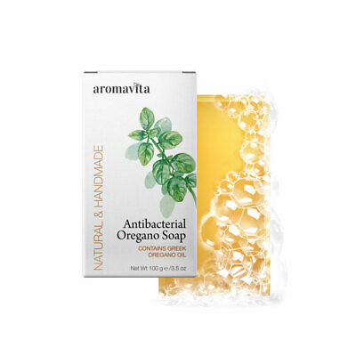 ANTIBACTERIAL FUNGAL SKIN / NAIL INFECTIONS ATHLETES FOOT SOAP WITH Oregano Oil