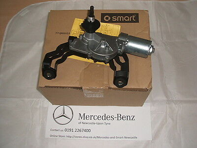 Genuine Smart 454 ForFour Rear Wiper Motor A4548200208 NEW