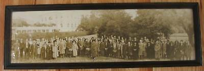 Coolidge White House Washington DC Panorama Photograph cdii
