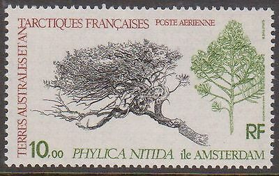 (T3-23) 1980 French Antarctic 10.00 flora MUH