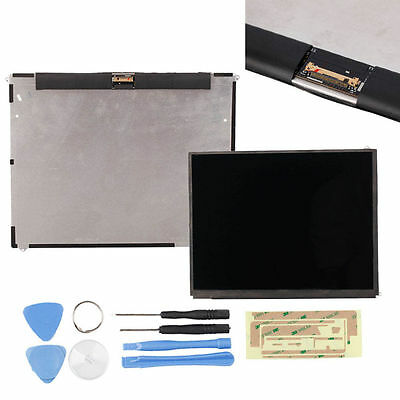 New LCD Screen Display Replacement Part for Apple iPad 2 2nd Gen Adhesive Tools
