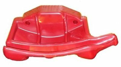 Hunter Tire Changer Red Mount Demount Nylon Poly Head Duckhead
