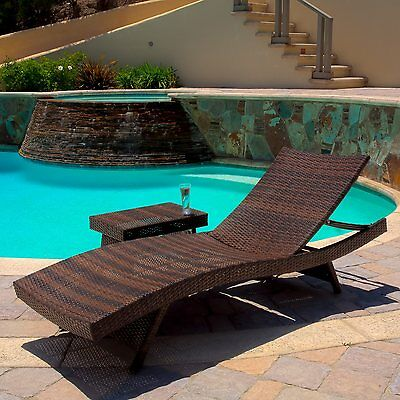 Best Selling Home Decor 253964 Lounge Chair and Table