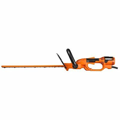 WORX WG212 3.8-Amp 20-in Corded Electric Hedge Trimmer