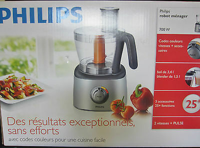 Phillips Food Processor 700 Watts Great cooking Effortlessly
