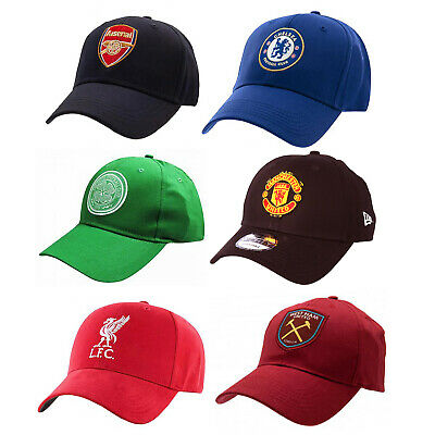 Football OFFICIAL Cap Selection Christmas Xmas Birthday Fathers Day Gift
