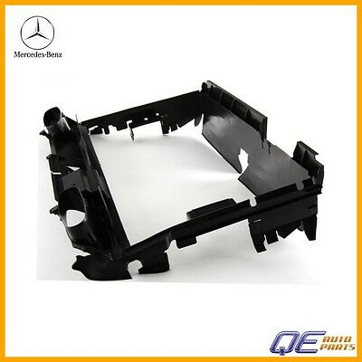 For Mercedes W211 Fan Shroud Air Baffle In Front of Radiator Upper OES NEW