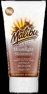 Malibu Tropical Skin Moonlight Shimmer Wash Off Instant Bronzer 150ml
