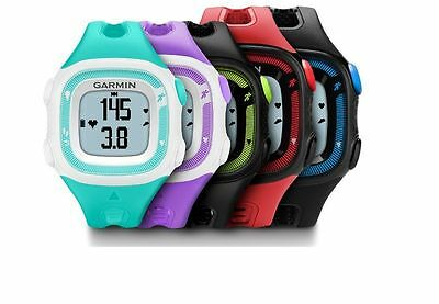 Garmin Forerunner 15 GPS Sports Running Watch with Optional Heart Rate Monitor