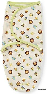 BRAND NEW Baby Summer Swaddle Me Wrap Or Swaddling Blanket 0-3 Months
