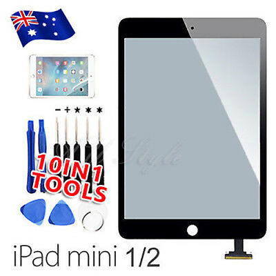 OZ Digitizer Front Touch Glass Screen Replacement for iPad Mini For Apple