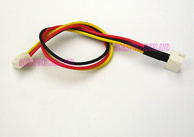 JST-XH 2S 7.4V 22AWG Wire Extension LiPO Battery Balance Cable Adapter Lead 20CM