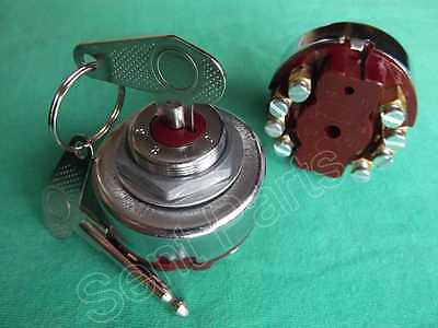 IGNITION 3 WAY SWITCH for ZETOR tractor, JAWA motorcycles, 5511 5731, 6911 5786