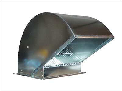 18 Inch, 60 Degree, Grain Bin Roof Vent