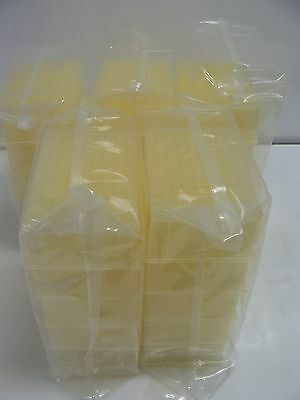 New Yellow 96 Deep Well Culture Plates Set Of 25