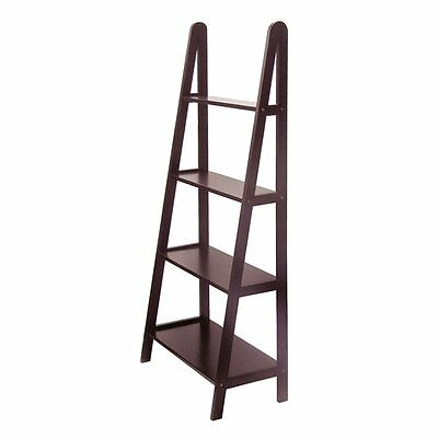Winsome Wood 92428 Tier AFrame Bathroom Shelf