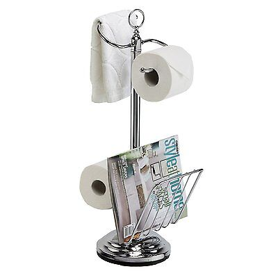 Better Living Products 54542 Better Living The Organized Bath Valet Toilet Tissu