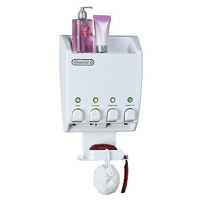 Better Living Products 75453 Better Living Ulti-Mate Shower Caddy Soap Dispenser