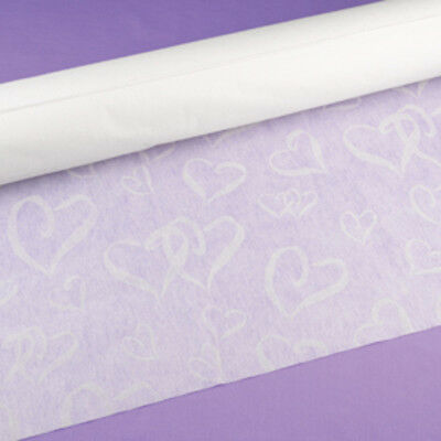 Hortense B Hewitt Linked at Heart White Aisle Runner 23735 Aisle Runners NEW
