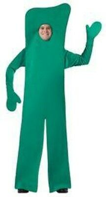 Rasta Imposta Gumby Open Face Adult Costume 4102 New