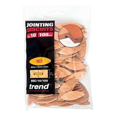 Trend Biscuit No 10 100 off  BSC/10/100 FREE FIRST CLASS DELIVERY