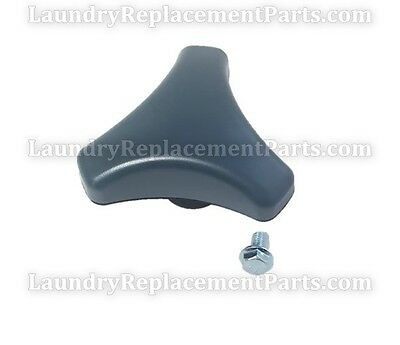 GREY KNOB HANDLE for WASCOMAT GEN 6 MACHINES SU620-675  part #992002