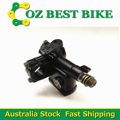 Front Right Hydraulic Brake Master Cylinder 10mm Banjo 50-150cc ATV Quad Pit Dir