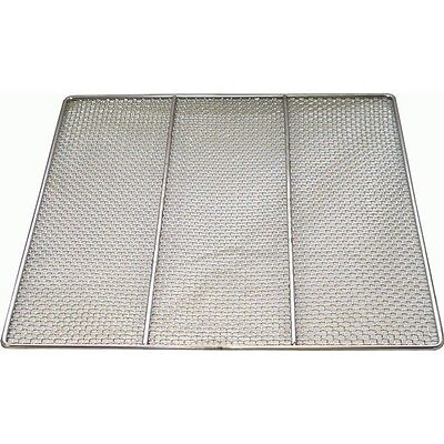 "12 Pcs, Donut, Frying Screen, 23""x23"", Heavy Duty, Stainless Steel"