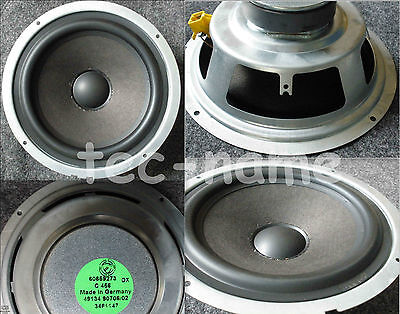HARMAN AUDIO SUB-WOOFER SUBWOOFER 18 cm 4 Ohm MADE IN GERMANY WEICHE AUFHÄNGUNG