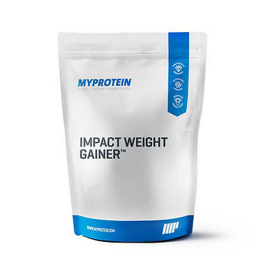 Myprotein: Impact Weight Gainer - Powder - Pouch - 2.5kg, 1kg