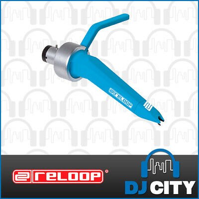 Reloop Ortofon Concorde-Blue Stylus and Cartridge Optimised Voltage Output