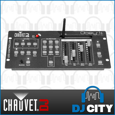 OBEY4-DFI CHAUVET Wireles DMX Controller for LED Fixtures with 4 Channels