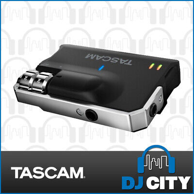 Tascam iXJ2 MIc & Line Level Digital Recording Interface for iPhone & Ipad