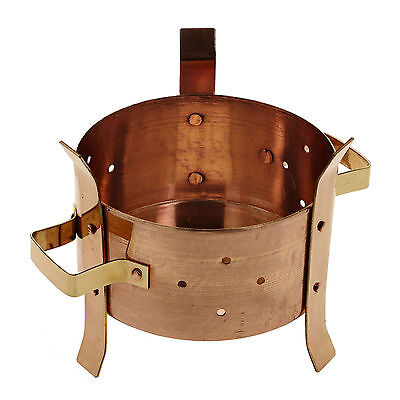 Copper Angithi ( Food) Warmer