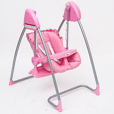 New Totseat Portable Travel High Chair Booster Seat For